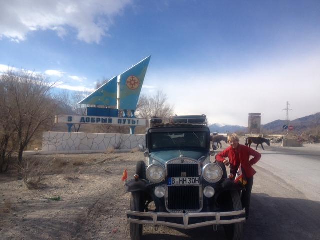 Bishkek nach Kochkor