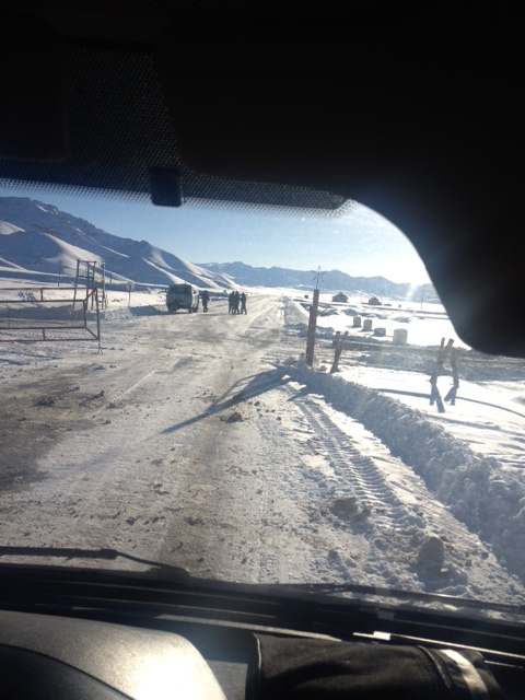 Weiter Richtung Torugart Pass
