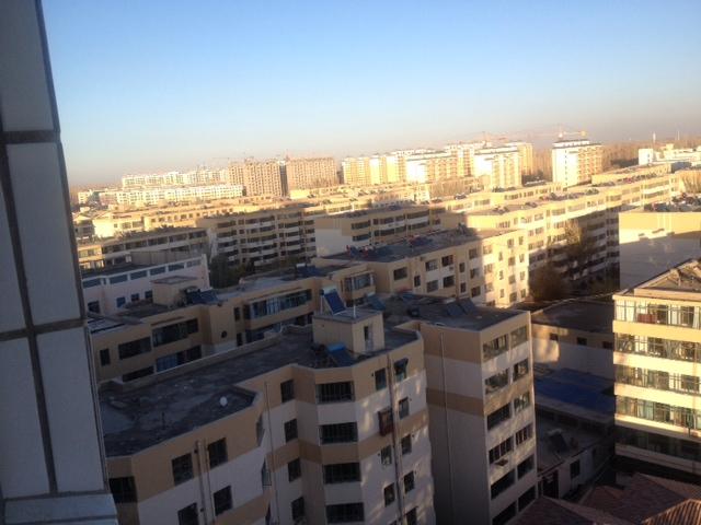 Ich dachte Hami ist eine gemütliche kleine Stadt