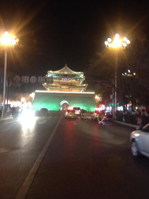 Tempel in Zhangye
