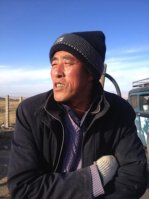Unternehmer, er verkauft das Wasser für nicht wenig Yen.