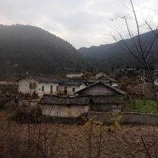 Ein wirklich altes Dorf