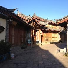 Naxi Dorf