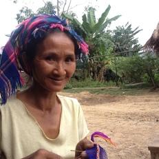 Sehr sympathisch und lieb. Hier leben Mongs, ethnische Minderheiten.
