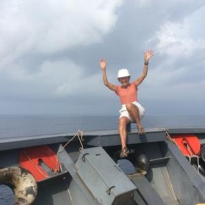 Auf der Cap Ines von Miami nach Kolumbien
